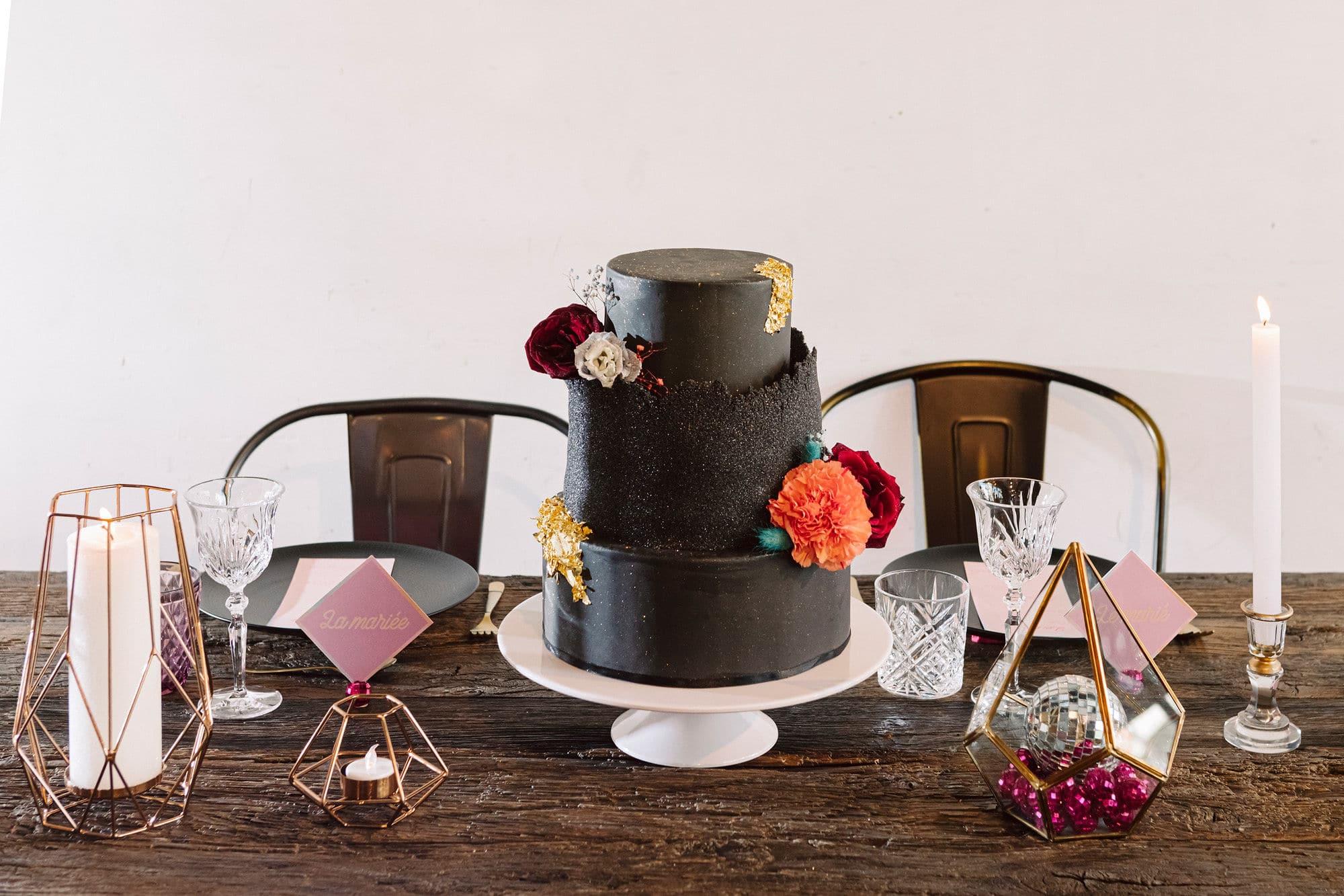 Wedding Cake Mariage Bohème