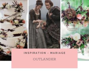 Mariage Thème Outlander: quand l'automne rencontre l'Ecosse