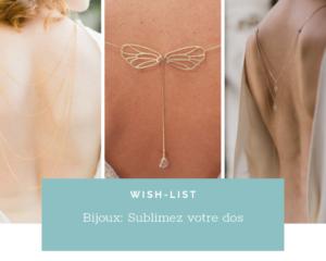 Bijou de dos: l'accessoire idéal pour la mariée