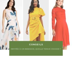 Conseils: Comment choisir une tenue quand on est invitée à un mariage ?