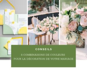 Read more about the article Décoration de mariage : Quelles couleurs choisir ?