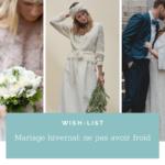Quelle manteau choisir pour un mariage en hiver ?