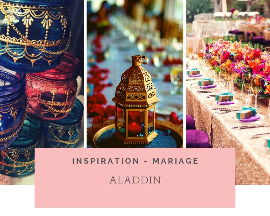Thème de Mariage Aladdin – Idées et Inspirations