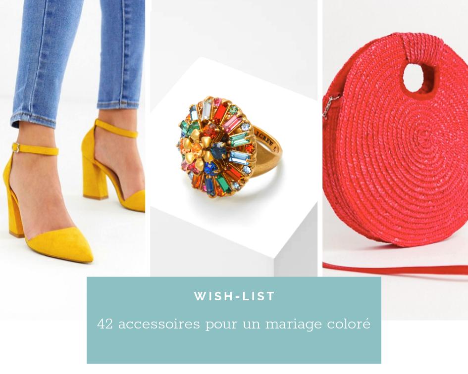 Read more about the article 42 accessoires pour un mariage haut en couleurs