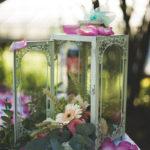 Lanterne mariage champetre