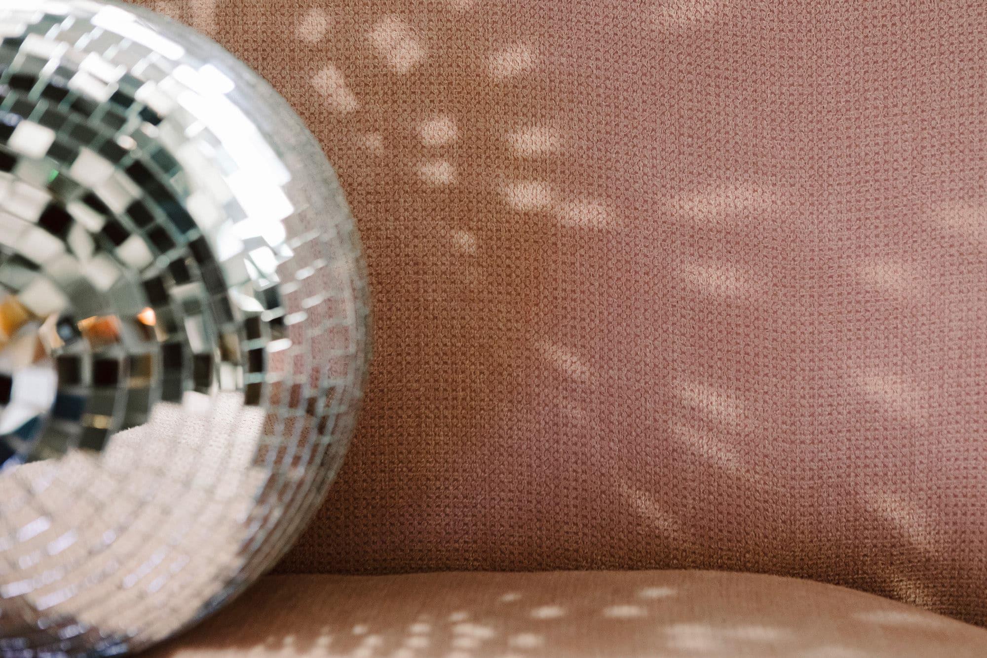 Boule Disco mariage