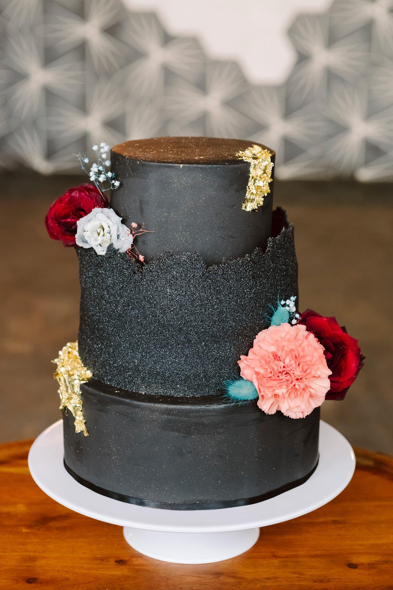 Wedding Cake noir