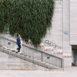 Couple mariage urbain - galerie photo