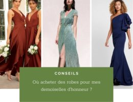 Robe Demoiselles D'honneur