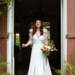 Mariée en automne