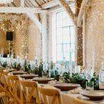 Grande table de mariage